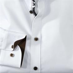 OLYMP overhemd Body fit 200234 in het Wit