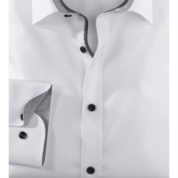 OLYMP overhemd Body fit 201324 in het Antraciet