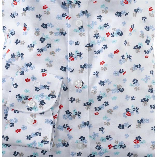 OLYMP overhemd Body fit 201934 in het Mint Groen