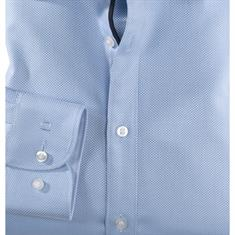 OLYMP overhemd Body fit 202129 in het Blauw