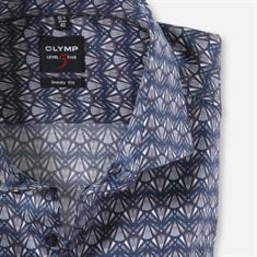 OLYMP overhemd Body fit 203244 in het Bruin