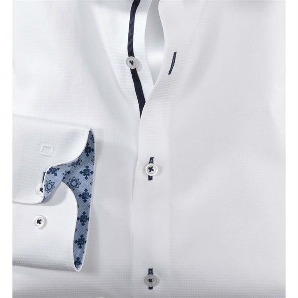 OLYMP overhemd Body fit 203334 in het Wit