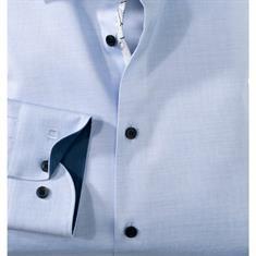 OLYMP overhemd Body fit 204234 in het Blauw
