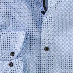 OLYMP overhemd Body fit 206024 in het Blauw