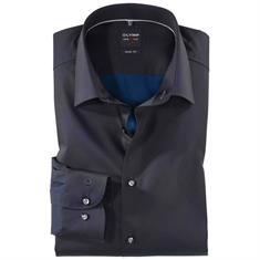 OLYMP overhemd Body fit 207024 in het Donker Blauw