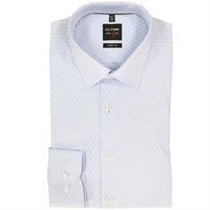 OLYMP overhemd Body fit 209434 in het Blauw