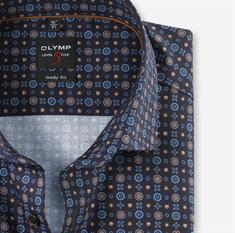 OLYMP overhemd Body fit 214464 in het Beige