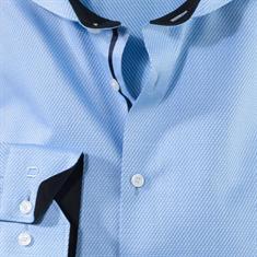 Olymp overhemd Level 6 252614 in het Licht Blauw