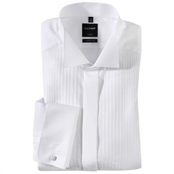 OLYMP overhemd Modern Fit 039965 in het Wit
