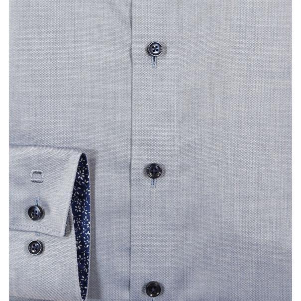 OLYMP overhemd Modern Fit 070464 in het Marine
