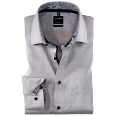 OLYMP overhemd Modern Fit 120034 in het Bruin