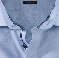 OLYMP overhemd Modern Fit 120554 in het Blauw
