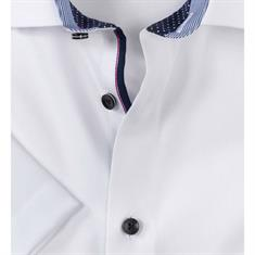 Olymp overhemd Modern Fit 120712 in het Wit