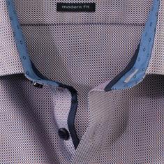 OLYMP overhemd Modern Fit 121144 in het Bruin