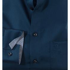 OLYMP overhemd Modern Fit 121624 in het Marine