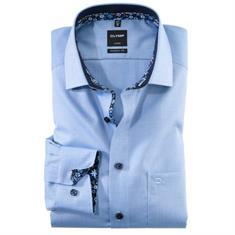 OLYMP overhemd Modern Fit 122544 in het Blauw