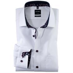OLYMP overhemd Modern Fit 122544 in het Wit