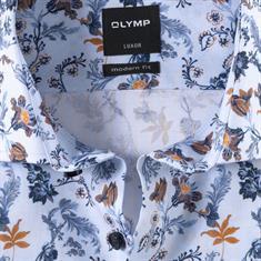 OLYMP overhemd Modern Fit 122944 in het Goud