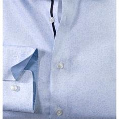 OLYMP overhemd Modern Fit 123434 in het Blauw