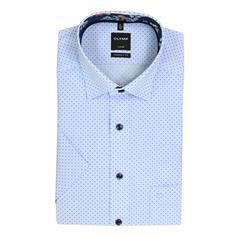 OLYMP overhemd Modern Fit 123552 in het Blauw