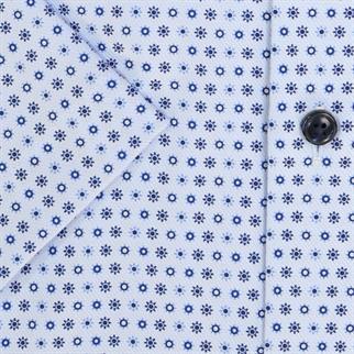 OLYMP overhemd Modern Fit 123952 in het Blauw