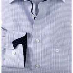 OLYMP overhemd Modern Fit 125034 in het Roze