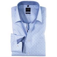 OLYMP overhemd Modern Fit 125234 in het Bruin