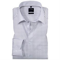OLYMP overhemd Modern Fit 125624 in het Bruin