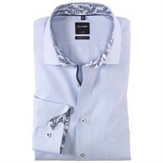 OLYMP overhemd Modern Fit 125914 in het Licht Blauw
