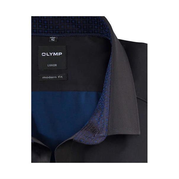 OLYMP overhemd Modern Fit 127424 in het Bruin