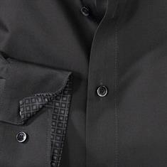OLYMP overhemd Modern Fit 127424 in het Zwart