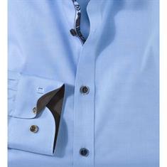 OLYMP overhemd Slim Fit 200234 in het Blauw