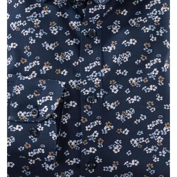 OLYMP overhemd Slim Fit 201934 in het Beige