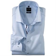 OLYMP overhemd Slim Fit 206634 in het Blauw