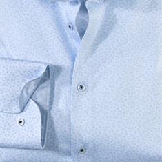 OLYMP overhemd Slim Fit 206834 in het Blauw