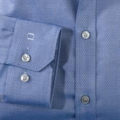 OLYMP overhemd Super Slim Fit 250884 in het Marine