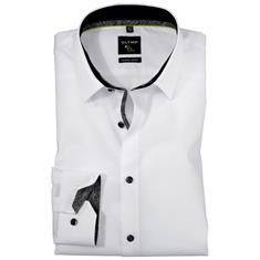 OLYMP overhemd Super Slim Fit 253024 in het Wit