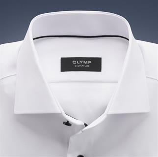 OLYMP SIGNATURE business overhemd Tailored Fit 851574 in het Wit