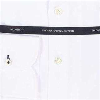 OLYMP SIGNATURE business overhemd Tailored Fit 858584 in het Wit