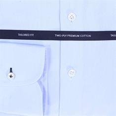 OLYMP SIGNATURE overhemd 858584 in het Hemels Blauw