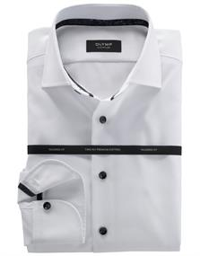 OLYMP SIGNATURE overhemd Slim Fit 851564 in het Wit