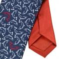 OLYMP stropdas 171511 in het Marine