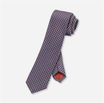 OLYMP stropdas 172761 in het Donker Rood