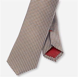 OLYMP stropdas 173251 in het Beige