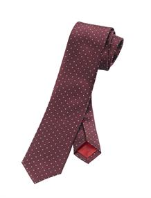 OLYMP stropdas 179900 in het Bordeaux