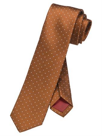 OLYMP stropdas 179900 in het Roest