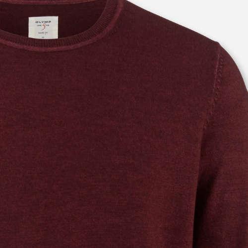 OLYMP truien 535045 in het Donker Rood