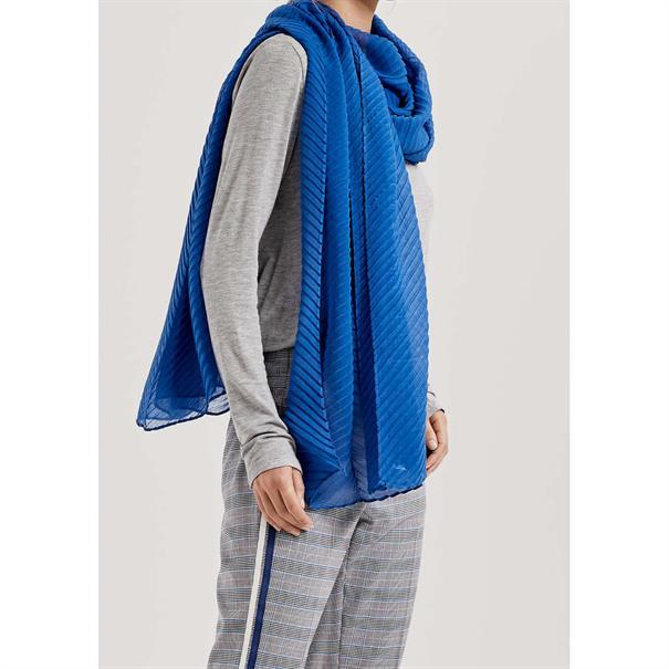 Opus accessoire Aplina scarf in het Blauw