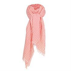 Opus accessoire Asuki scarf in het Rood