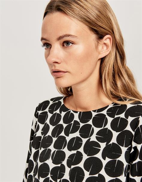Opus blouse 222515993 in het Zwart